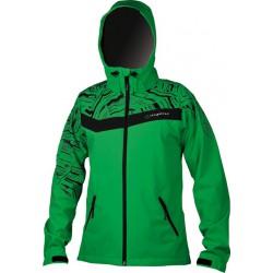 Mystic S-Bend Softshell Jacket Green