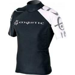 Mystic Crossfire Lycra White SS