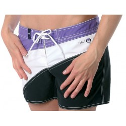 Maui Magic Ocean Boardshort Purple