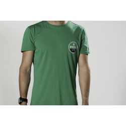 Mystic Canvas Tee Green 2013