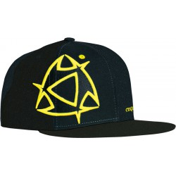 Mystic Urban Cap Black/Yellow