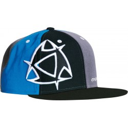 Mystic Urban Cap Black/Blue