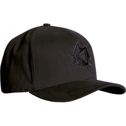 Mystic Legend Cap Black