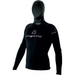 Mystic Matrix Hooded Metalite Undervest LS