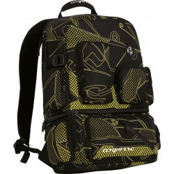 Mystic Beach Pack Black/Yellow