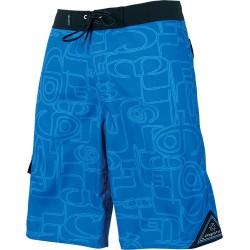 Mystic Glow Boardshort Blue