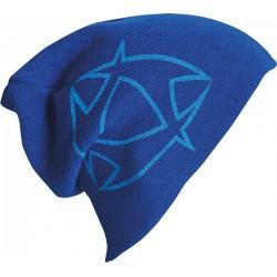 Mystic Oversize Beanie Blue