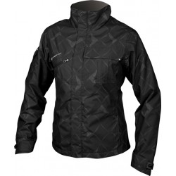 Mystic Trax Allover Jacket Black