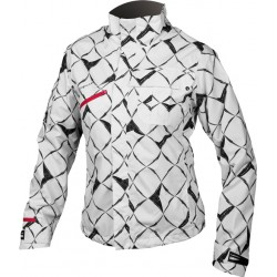 Mystic Trax Allover Jacket White