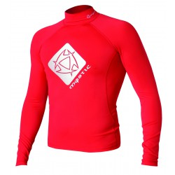 Mystic Star Lycra Red  LS