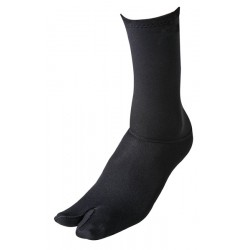 Mystic Metalite Sock Split-Toe