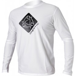 Mystic Star Quickdry LS White