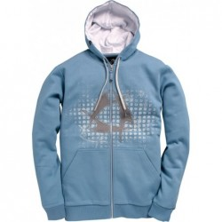 Mystic Star Hooded Zip Blue...