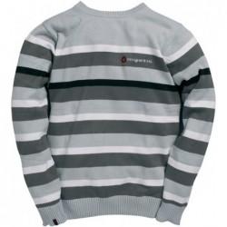 Mystic Swell Crew Knit Grey