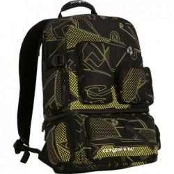 Mystic Beach Pack Black/Yellow