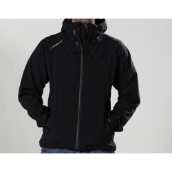 Mystic Global Jacket Black